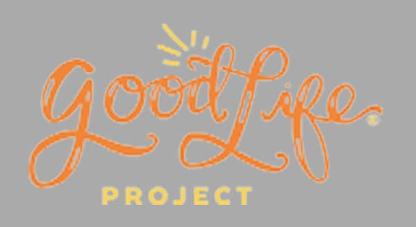 The Good Life Podcast logo